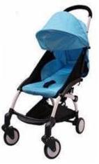 детская коляска yoya 2017 175 градусов цвет голубой подножка в подарок