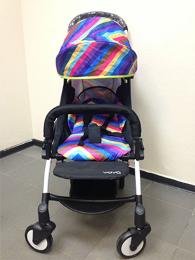 детская коляска yoya 2017 175 градусов цвет серый подножка в подарок