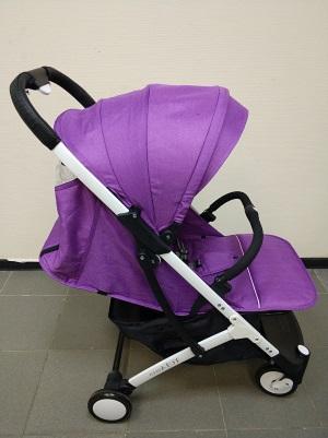 детская коляска yoya plus 2017 175 градусов цвет фиолетовый