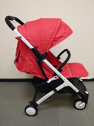 детская коляска yoya plus 2017 175 градусов цвет красный