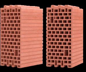 блок керамический кетра 25