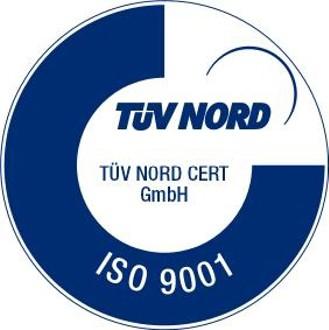 Логотип TUV NORD CERT GmbH
