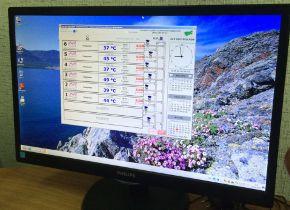 Мониторинг тестов бетона на качество